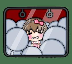 Mimi (English) sticker #7719499