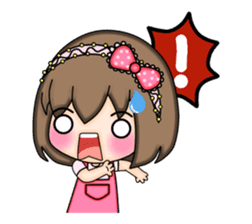 Mimi (English) sticker #7719504