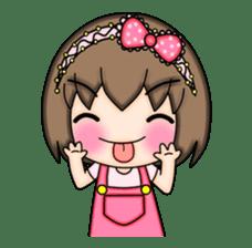 Mimi (English) sticker #7719505