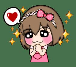 Mimi (English) sticker #7719506