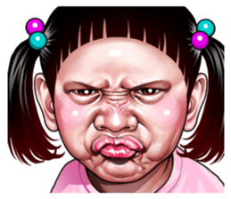 angry faces of children - photo #26