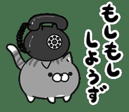 Plump cat Vol.3 sticker #7732713