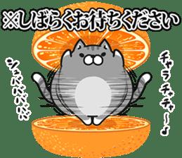 Plump cat Vol.3 sticker #7732722