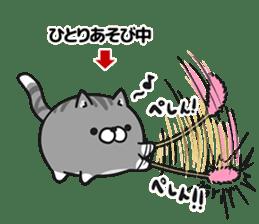 Plump cat Vol.3 sticker #7732745
