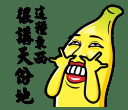 Banana Life 5 sticker #7733672
