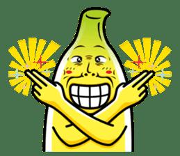 Banana Life 5 sticker #7733674