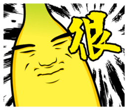 Banana Life 5 sticker #7733676