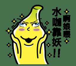 Banana Life 5 sticker #7733680