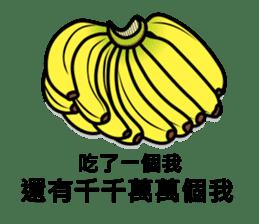 Banana Life 5 sticker #7733684