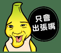 Banana Life 5 sticker #7733701