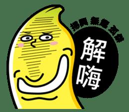Banana Life 5 sticker #7733705