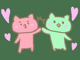 6cats stickers sticker #7739212