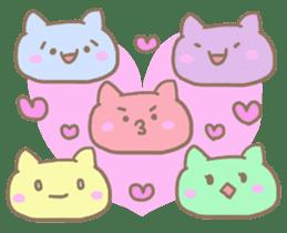 6cats stickers sticker #7739216
