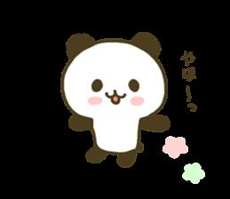 jyare panda 4 sticker #7740908