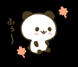 jyare panda 4 sticker #7740915
