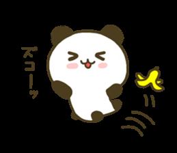 jyare panda 4 sticker #7740917