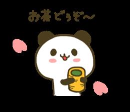 jyare panda 4 sticker #7740920