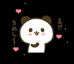 jyare panda 4 sticker #7740922