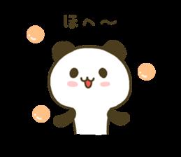 jyare panda 4 sticker #7740928