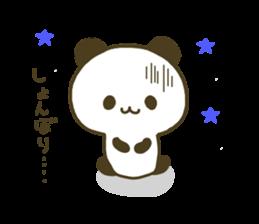 jyare panda 4 sticker #7740929