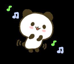 jyare panda 4 sticker #7740930