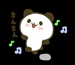 jyare panda 4 sticker #7740931