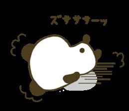 jyare panda 4 sticker #7740932