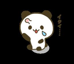 jyare panda 4 sticker #7740933