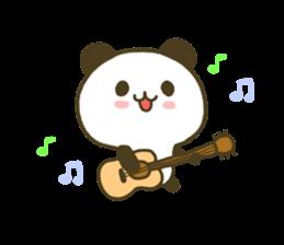 jyare panda 4 sticker #7740934