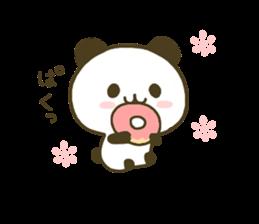 jyare panda 4 sticker #7740937