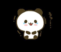 jyare panda 4 sticker #7740939