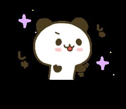 jyare panda 4 sticker #7740940