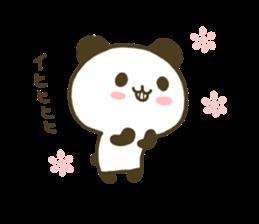 jyare panda 4 sticker #7740944
