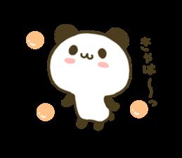 jyare panda 4 sticker #7740945