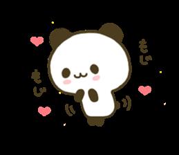 jyare panda 4 sticker #7740946