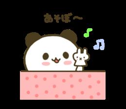 jyare panda 4 sticker #7740947