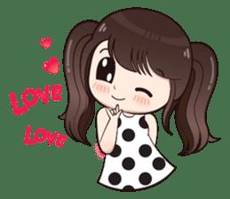 Boobib Love Love sticker #7744828
