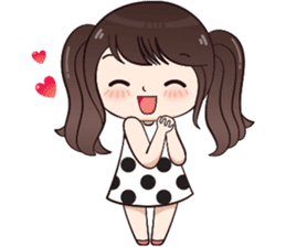 Boobib Love Love sticker #7744849
