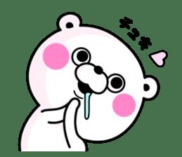 Bear100% vol.2 sticker #7746036