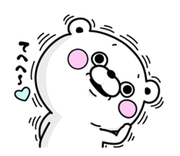 Bear100% vol.2 sticker #7746037