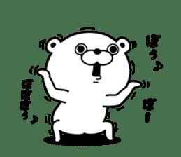 Bear100% vol.2 sticker #7746042
