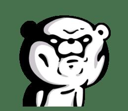 Bear100% vol.2 sticker #7746046
