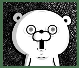 Bear100% vol.2 sticker #7746053