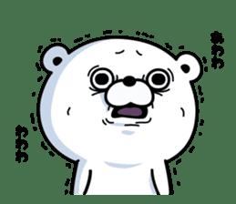 Bear100% vol.2 sticker #7746054