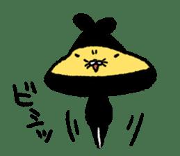 Tempura Ninja & Samurai Vol.5 sticker #7746983