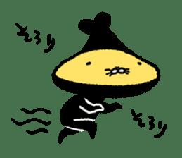 Tempura Ninja & Samurai Vol.5 sticker #7747006