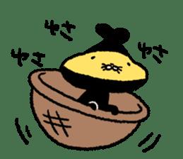 Tempura Ninja & Samurai Vol.5 sticker #7747009