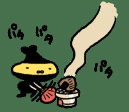 Tempura Ninja & Samurai Vol.5 sticker #7747012