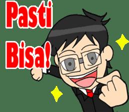 Motivator Indonesia sticker #7757448