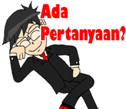 Motivator Indonesia sticker #7757470